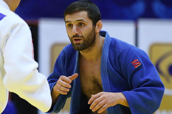 Оренбургский дзюдоист Роберт Мшвидобадзе потерпел поражение в 1/8 финала олимпийского турнира в Токио