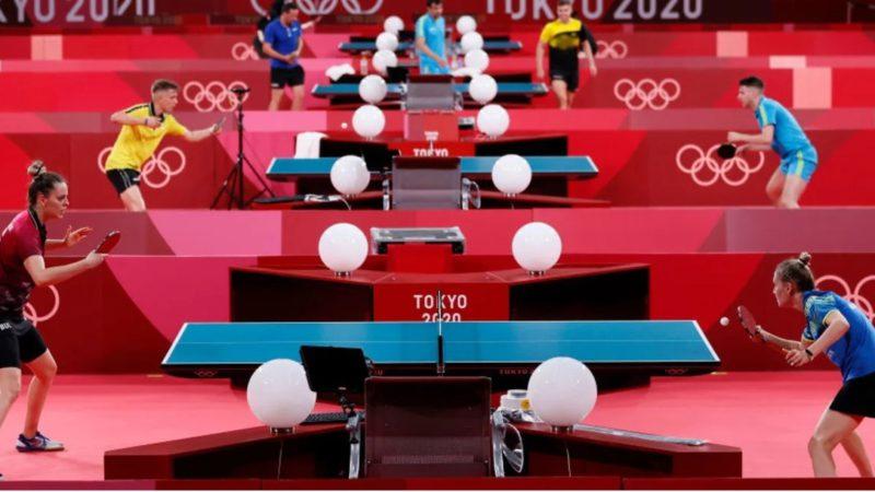 Состоялась жеребьевка личных соревнований по настольному теннису на Олимпиаде в Токио