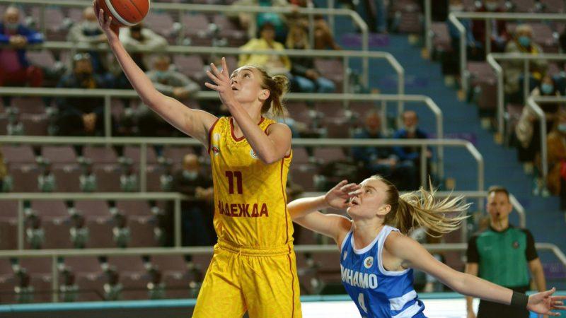 Экс-форвард «Надежды» Анастасия Логунова сыграет в баскетбол 3×3 на Олимпиаде в Токио