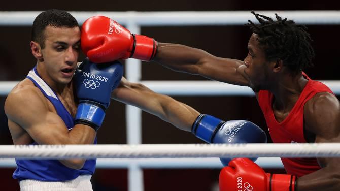 Габил Мамедов уступил в четвертьфинале Олимпиады