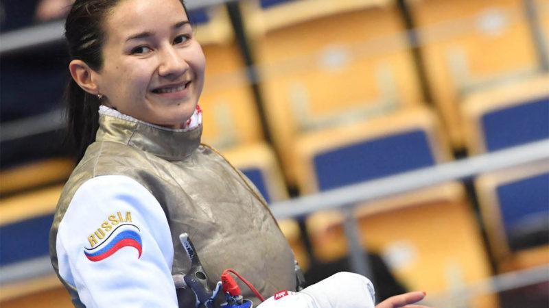 Аделина Загидуллина: Фехтованию еще далеко до многих других видов спорта в медийном плане