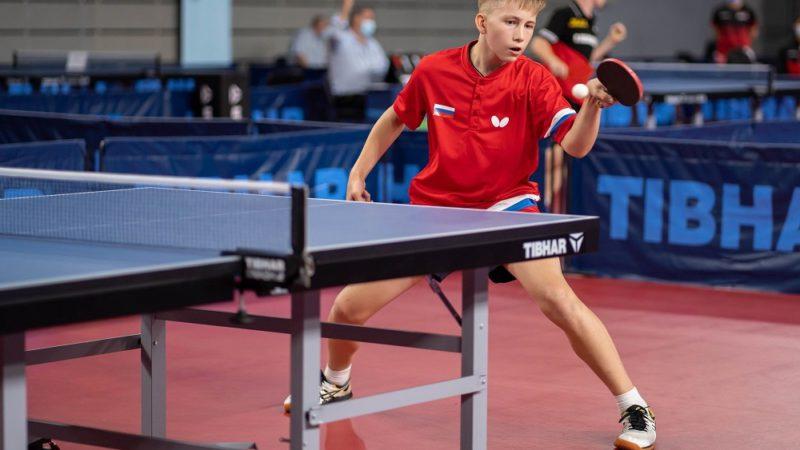Теннисист Алексей Самохин стал четвертьфиналистом Первенства Европы