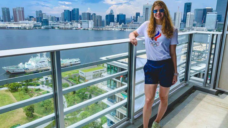 Мария Каменева: Одна моя маленькая мечта сбылась – я смогла пройти отбор на Олимпийские игры