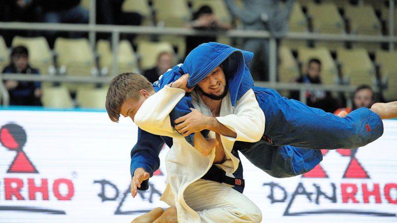 На Кубке Европы по дзюдо в Оренбурге выступят чемпионы и призеры первенств мира