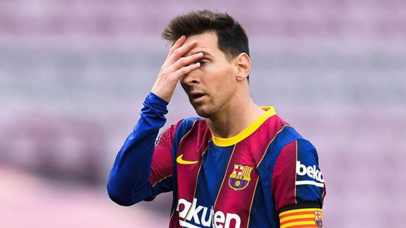 Месси ушел из «Барселоны». Ждем в «Оренбурге»?