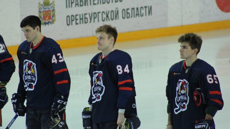 Стало известно расписание матчей «Сарматов» в Молодежной хоккейной лиге-2021/22