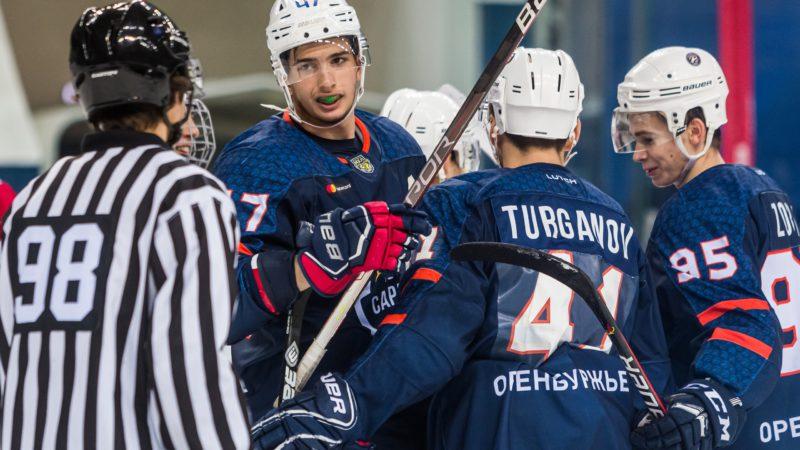 «Сарматы» стали третьими на Кубке Сахарова