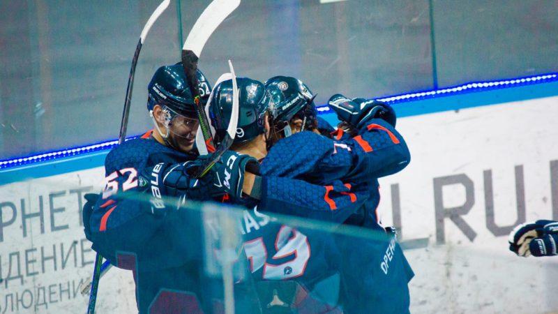«Ижсталь» выиграла Кубок губернатора Оренбургской области