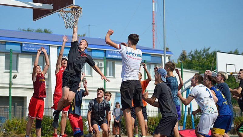 В Оренбурге состоялся финал Летней лиги по баскетболу 3×3