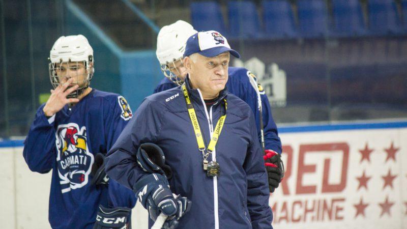 «Сарматы» отправились на предсезонный турнир в Тольятти