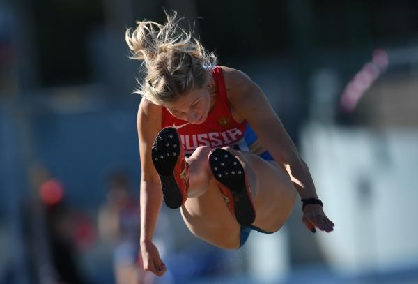 Прыгунья в длину Александра Неделько стала четвертой на Паралимпиаде