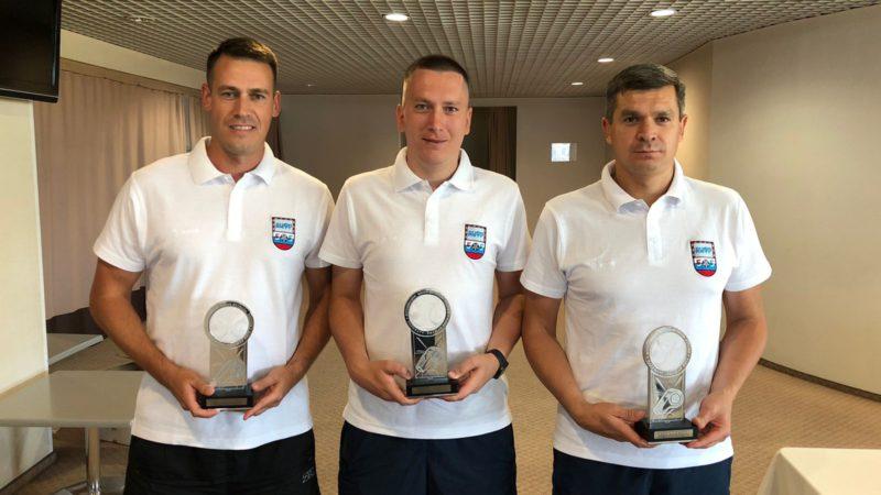 Оренбуржец Виталий Чумейко вошел в число лучших арбитров Ассоциации мини-футбола России