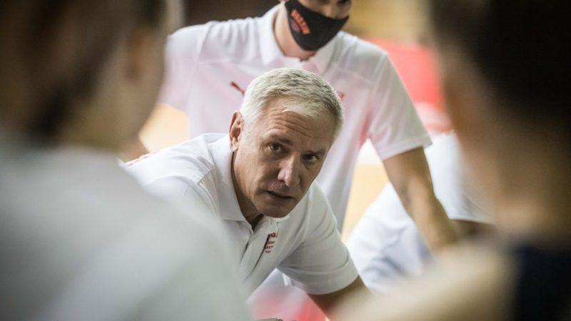 Юниорская сборная России финишировала на восьмом месте на чемпионате мира по баскетболу
