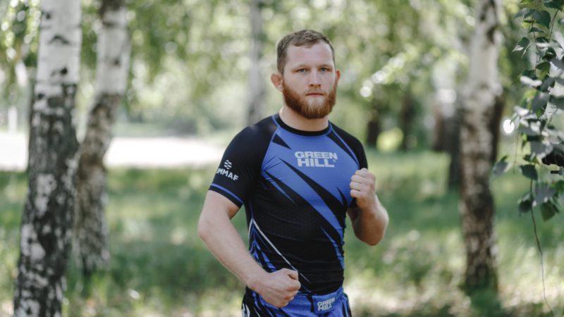 Евгений Морозов стал бронзовым призером чемпионата Европы по MMA