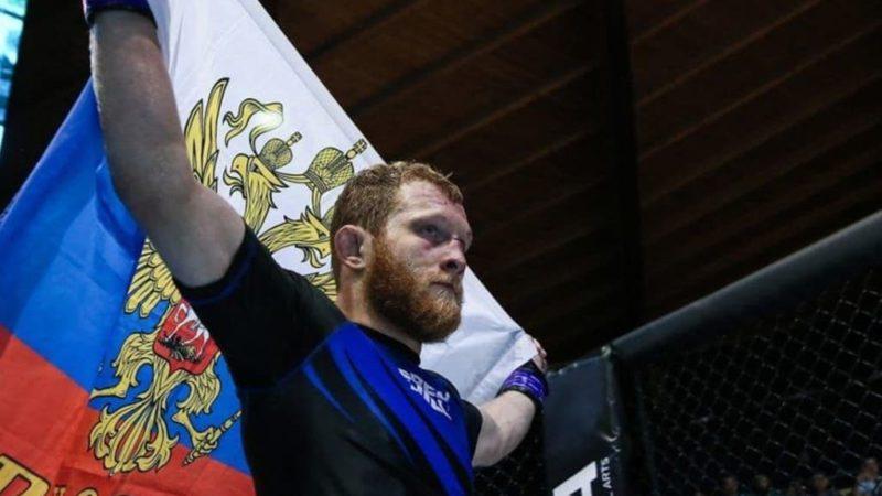 Оренбургский боец Евгений Морозов вышел в полуфинал чемпионата Европы по MMA