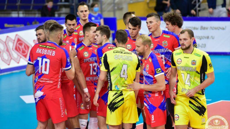 «Нефтяник» в трех сетах уступил «Зениту» в Кубке России