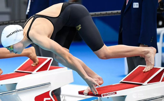 +1 медаль в копилку: Виктория Ищиулова завоевала серебро Паралимпиады