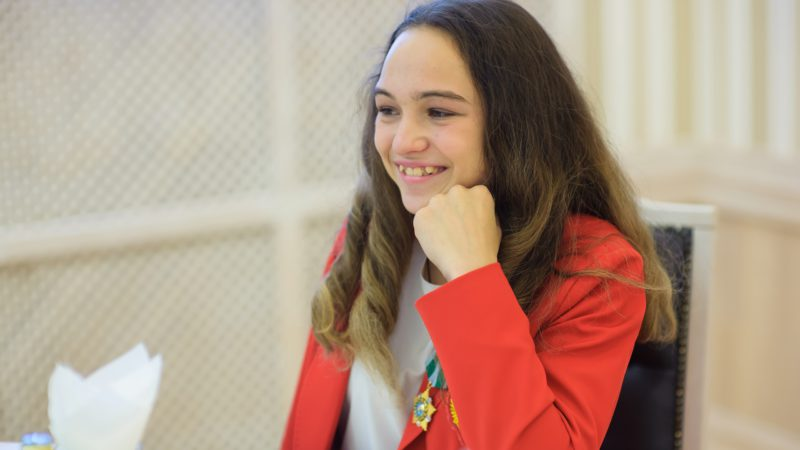 Виктория Ищиулова: Выплыть «полтинник» из 30 секунд было моей мечтой, которая сбылась на Паралимпиаде
