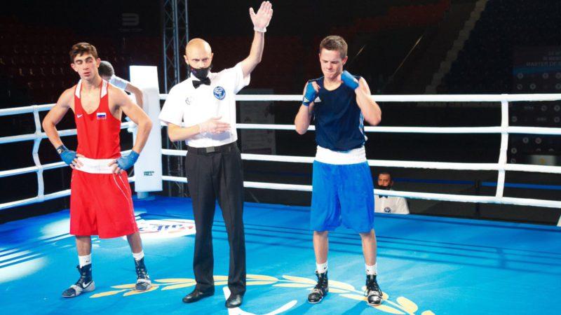 Оренбуржец Данила Шутов стал победителем международного турнира по боксу памяти Николая Павлюкова