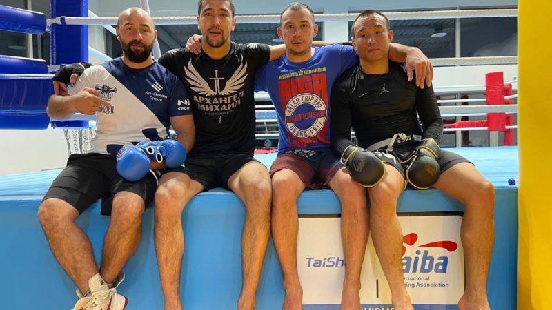 Оренбуржец Дамир Исмагулов в Киргизии готовится к бою в UFC