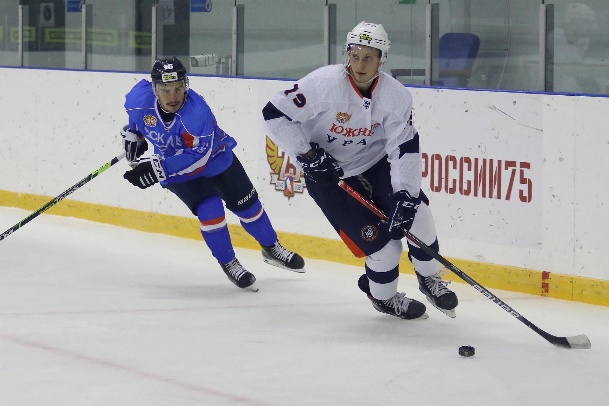 «Южный Урал» в гостях обыграл главного аутсайдера ВХЛ
