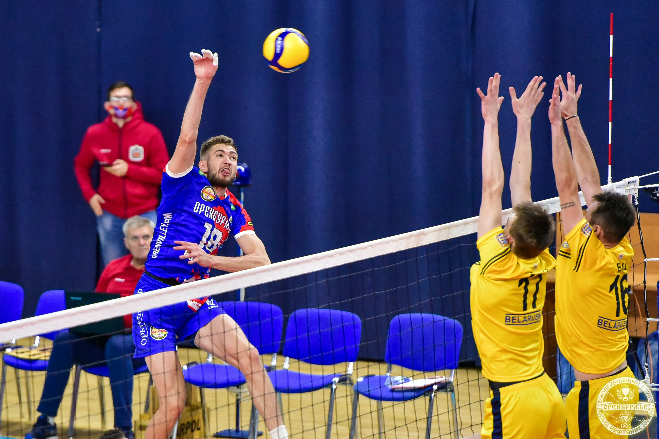 «Нефтяник» вновь в пяти сетах обыграл «Шахтер» в Кубке России