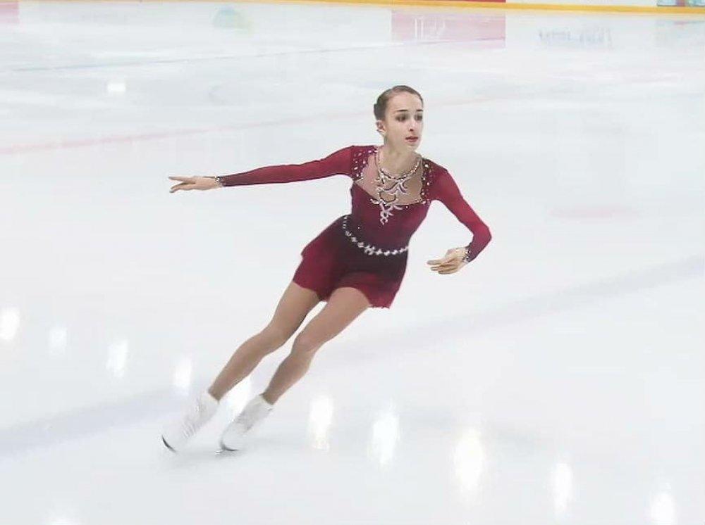 Оренбурженка Валерия Шульская ушла из академии Евгения Плющенко