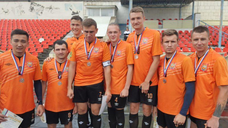 Сборная Оренбургской области стала бронзовым призером Кубка России по лапте