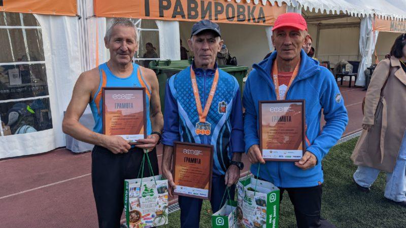 Более 70 оренбуржцев приняли участие в Уфимском международном марафоне