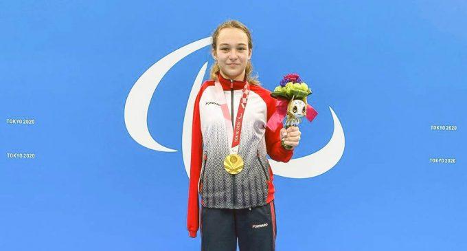 Паралимпийская чемпионка из Орска Виктория Ищиулова награждена орденом Дружбы