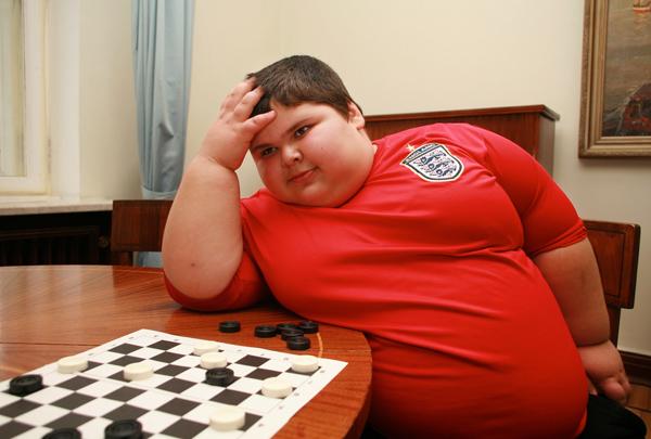 Каждый пятый ребенок в РФ страдает от лишнего веса