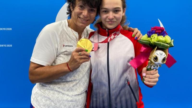Орской пловчихе Виктории Ищиуловой присвоили звание «Заслуженный мастер спорта России»