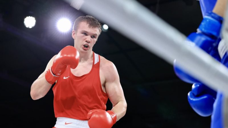 Боксер Алексей Зобнин стал бронзовым призером чемпионата России
