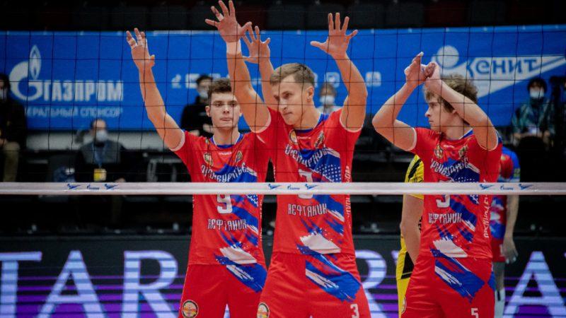 «Нефтяник» на своем поле потерпел поражение от «Локомотива»
