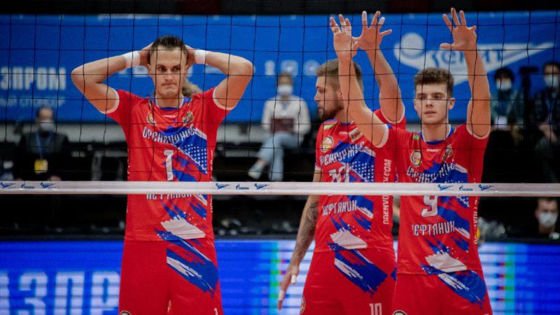 «Нефтяник» начал сезон в Суперлиге с поражения в Санкт-Петербурге