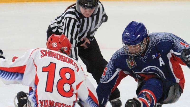 Оренбургские «Ястребы» заняли четвертое место по итогам первого круга чемпионата России