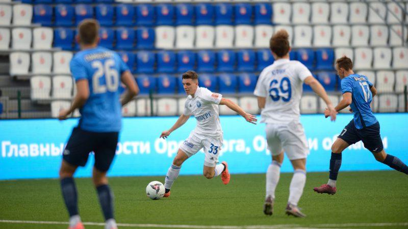«Оренбург-2» и «Зенит-Ижевск» сыграли вничью, «Носта» уступила в гостях