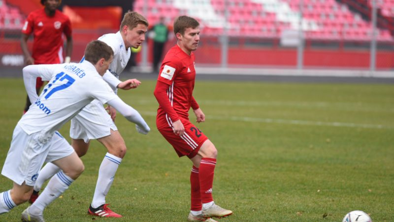 «Оренбург» и «Олимп-Долгопрудный» не забили голов в Химках
