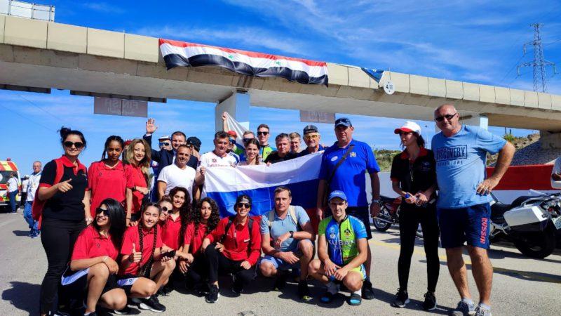 Велогонщики из Оренбуржья завоевали семь медалей на международных соревнованиях в Сирии